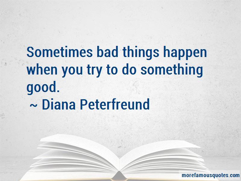 Diana Peterfreund Quotes Pictures 4