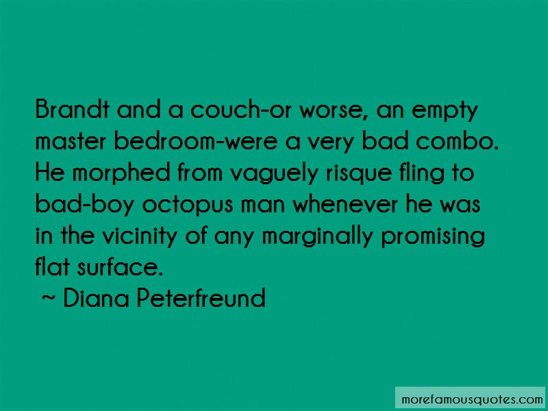 Diana Peterfreund Quotes