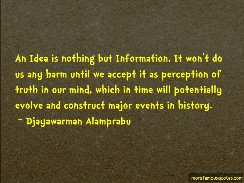 Djayawarman Alamprabu Quotes