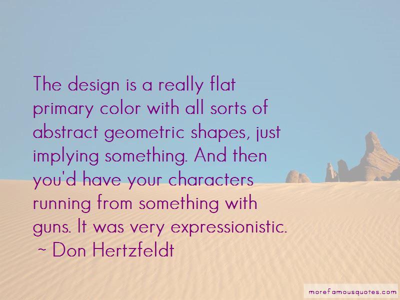 Don Hertzfeldt Quotes Pictures 2