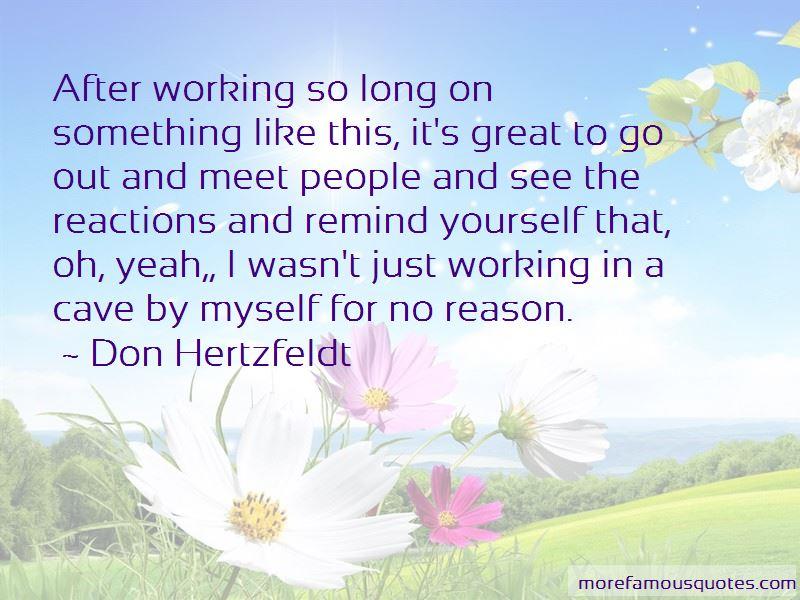 Don Hertzfeldt Quotes