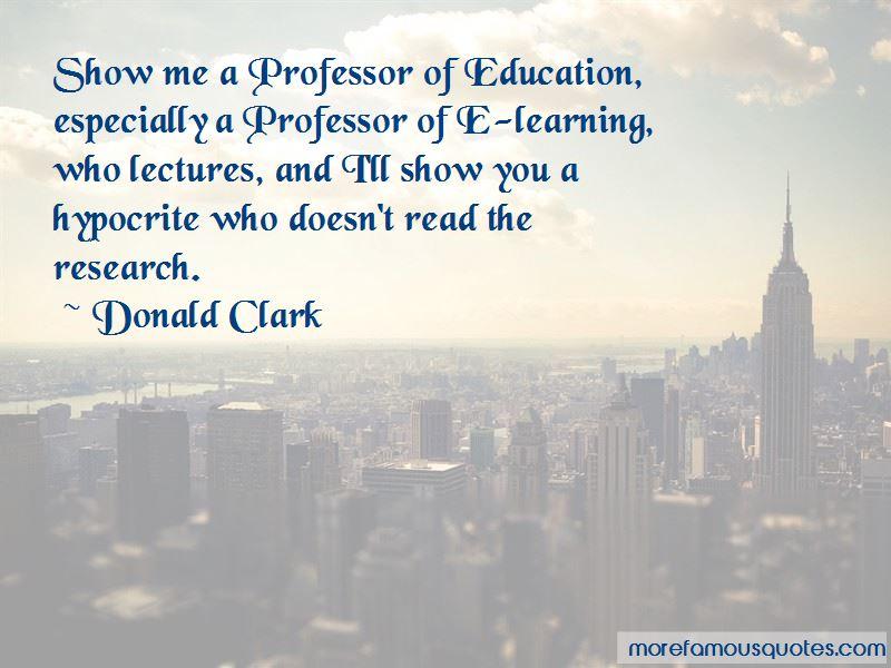 Donald Clark Quotes Pictures 2