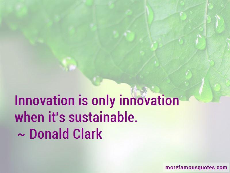 Donald Clark Quotes