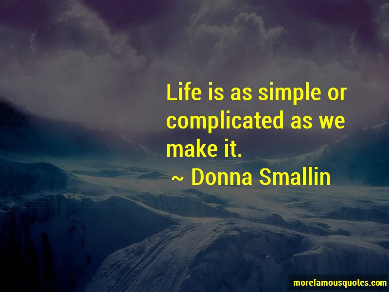 Donna Smallin Quotes Pictures 4