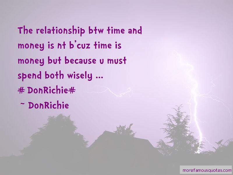 DonRichie Quotes