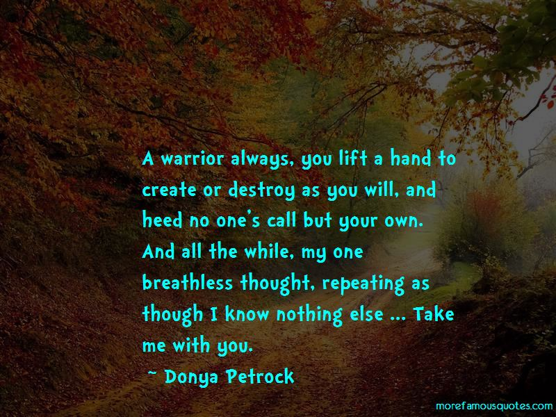 Donya Petrock Quotes Pictures 3