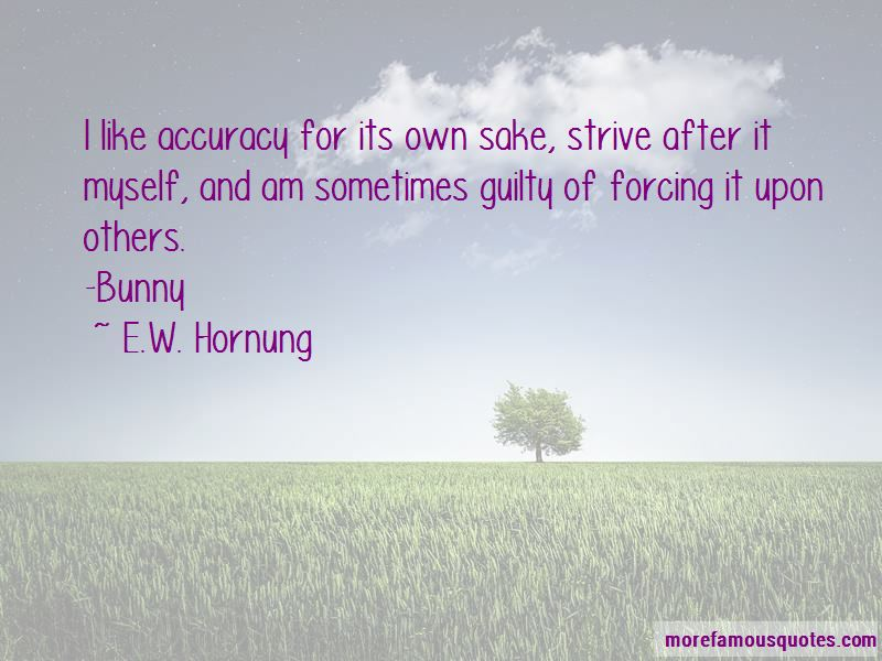 E.W. Hornung Quotes Pictures 4