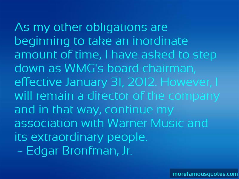 Edgar Bronfman, Jr. Quotes Pictures 4