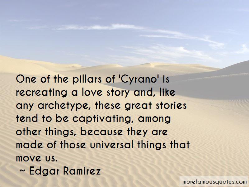 Edgar Ramirez Quotes Pictures 4