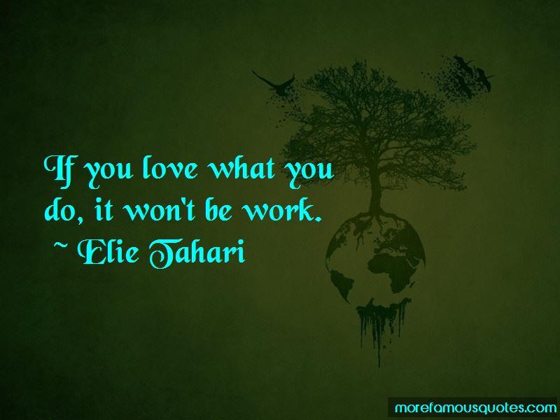 Elie Tahari Quotes Pictures 3