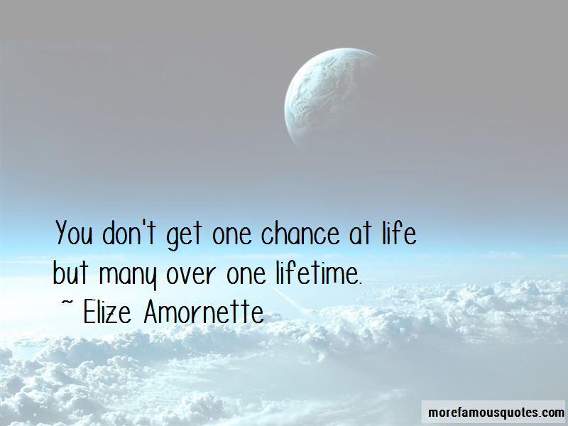 Elize Amornette Quotes Pictures 2