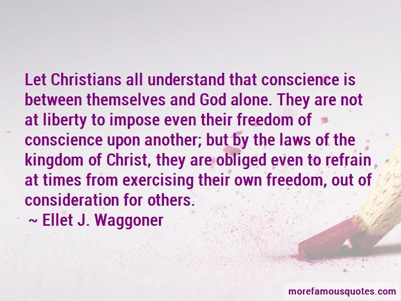 Ellet J. Waggoner Quotes Pictures 2