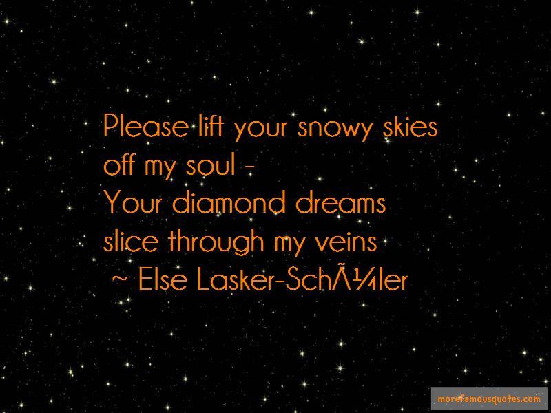 Else-Lasker-Schuler Quotes Pictures 3
