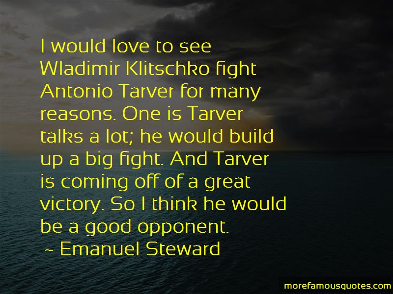 Emanuel Steward Quotes Pictures 3