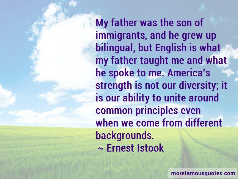 Ernest Istook Quotes Pictures 2