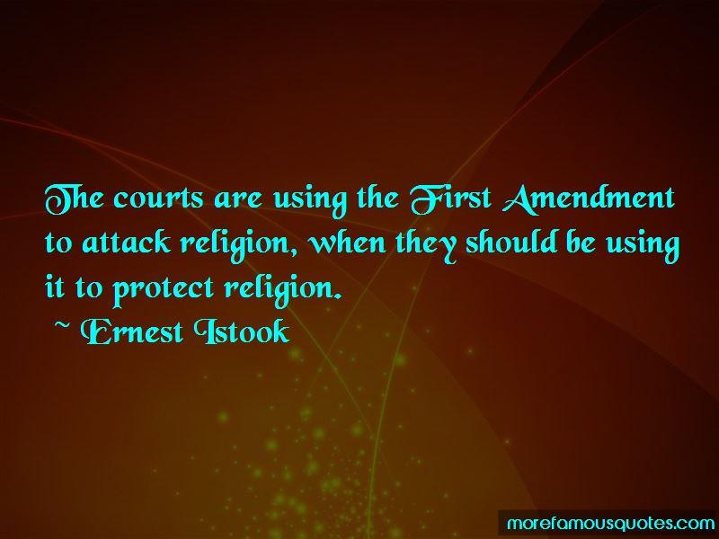 Ernest Istook Quotes Pictures 3