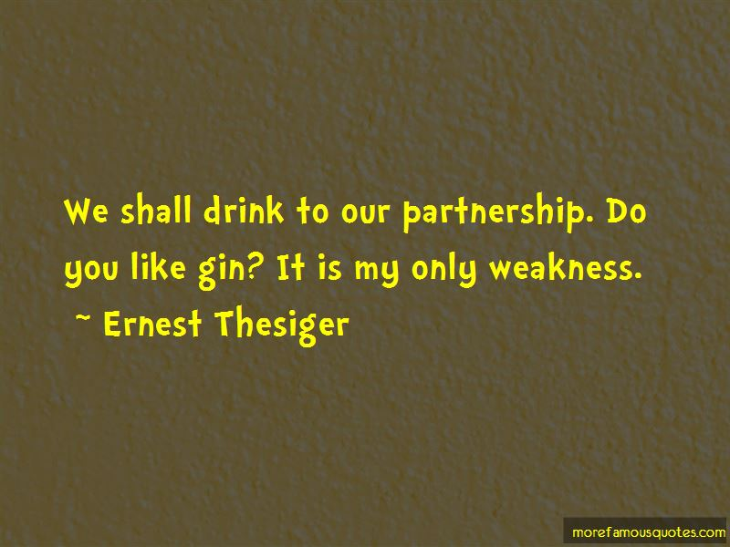 Ernest Thesiger Quotes