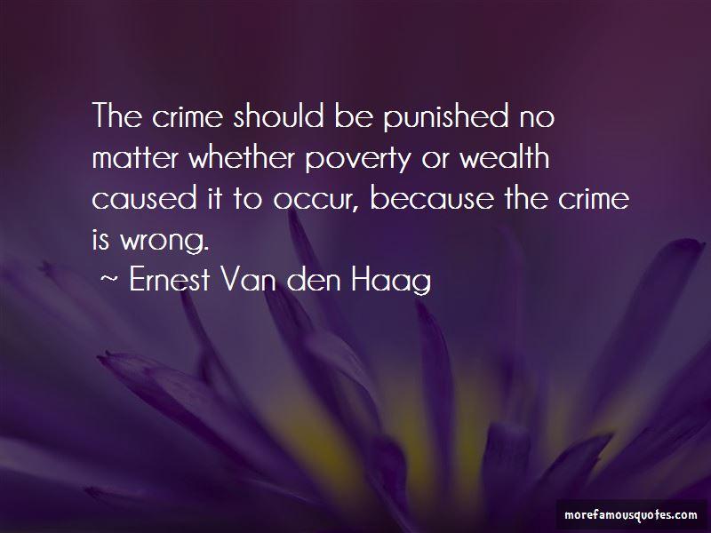Ernest Van Den Haag Quotes Pictures 2