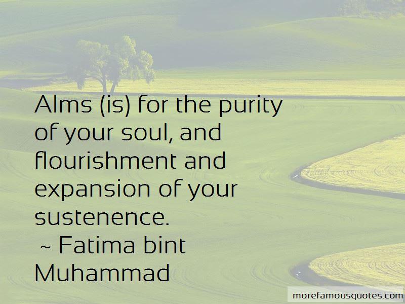 Fatima Bint Muhammad Quotes
