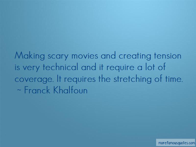 Franck Khalfoun Quotes Pictures 4