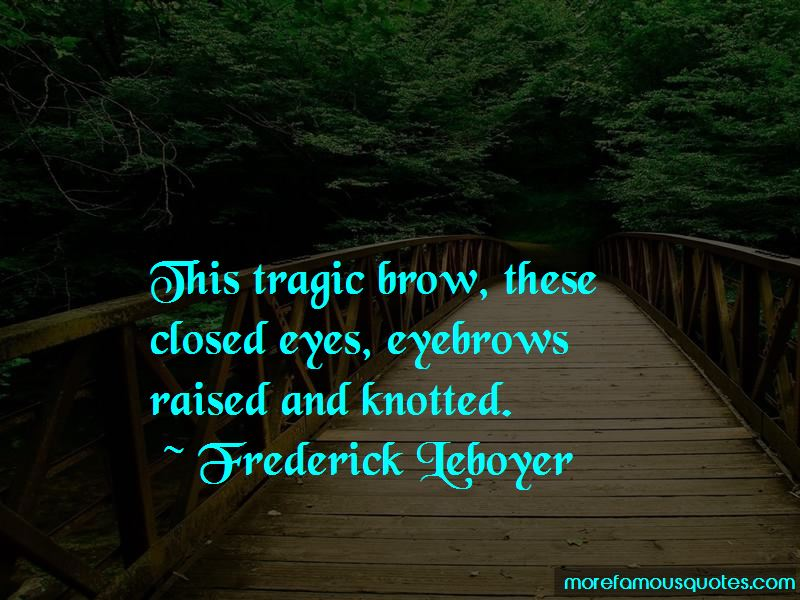 Frederick Leboyer Quotes Pictures 3