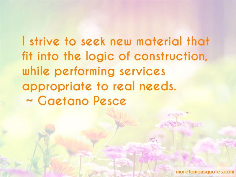 Gaetano Pesce Quotes Pictures 2