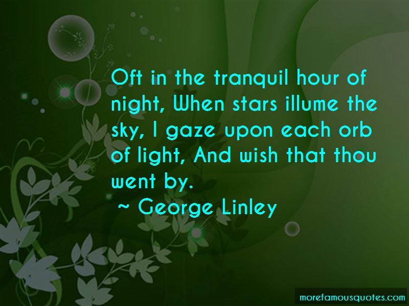 George Linley Quotes Pictures 3