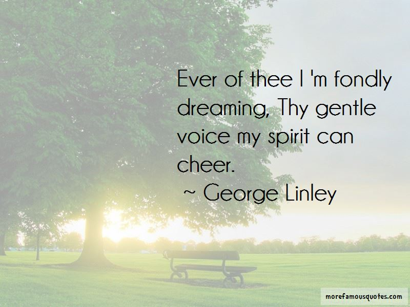 George Linley Quotes Pictures 4