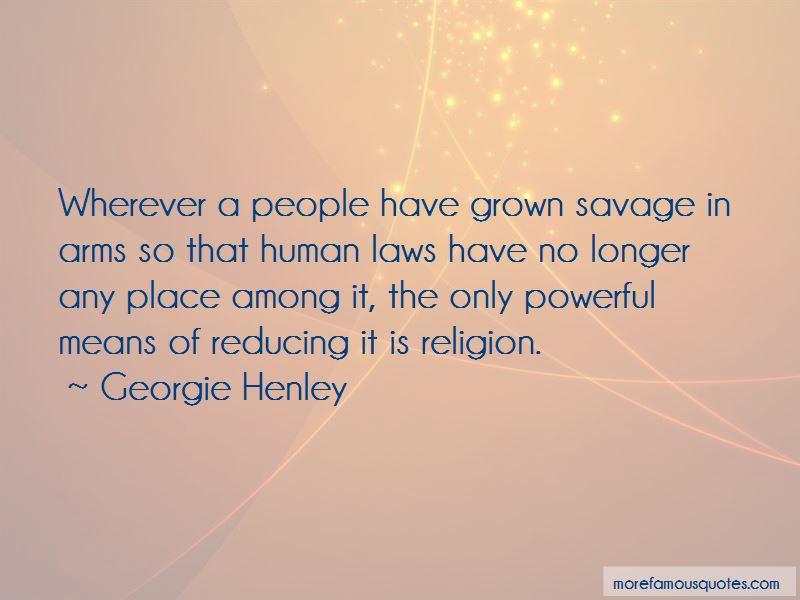 Georgie Henley Quotes