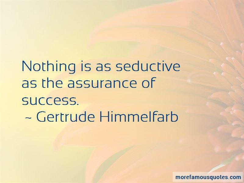 Gertrude Himmelfarb Quotes Pictures 2