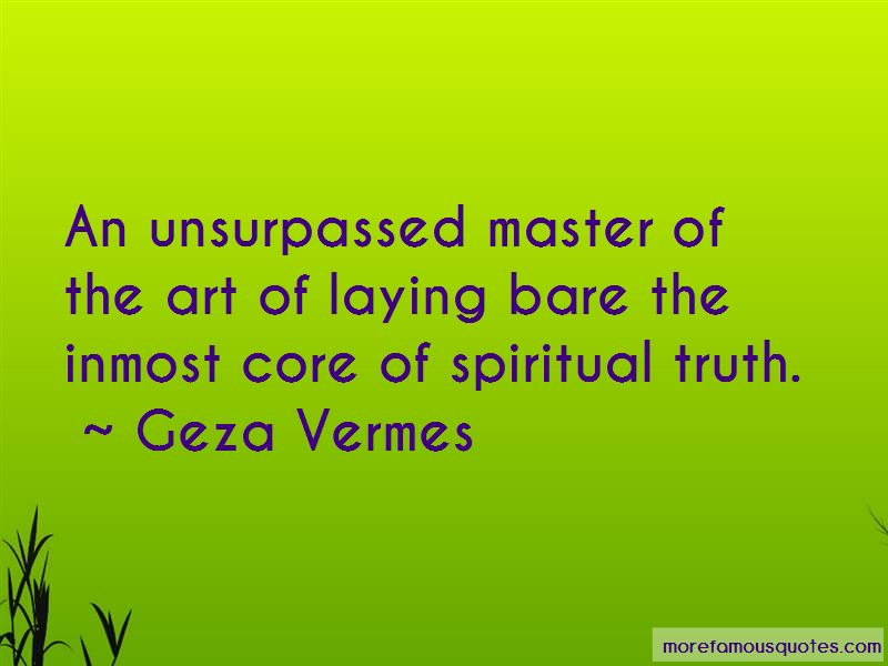 Geza Vermes Quotes Pictures 2