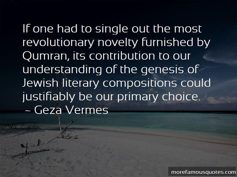 Geza Vermes Quotes Pictures 3