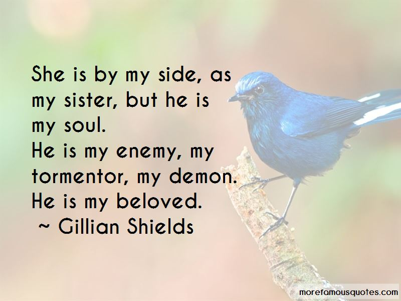 Gillian Shields Quotes Pictures 2