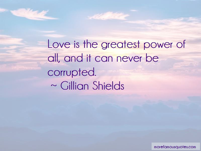 Gillian Shields Quotes Pictures 3