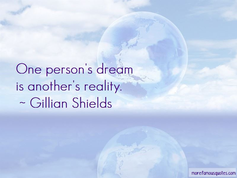 Gillian Shields Quotes Pictures 4