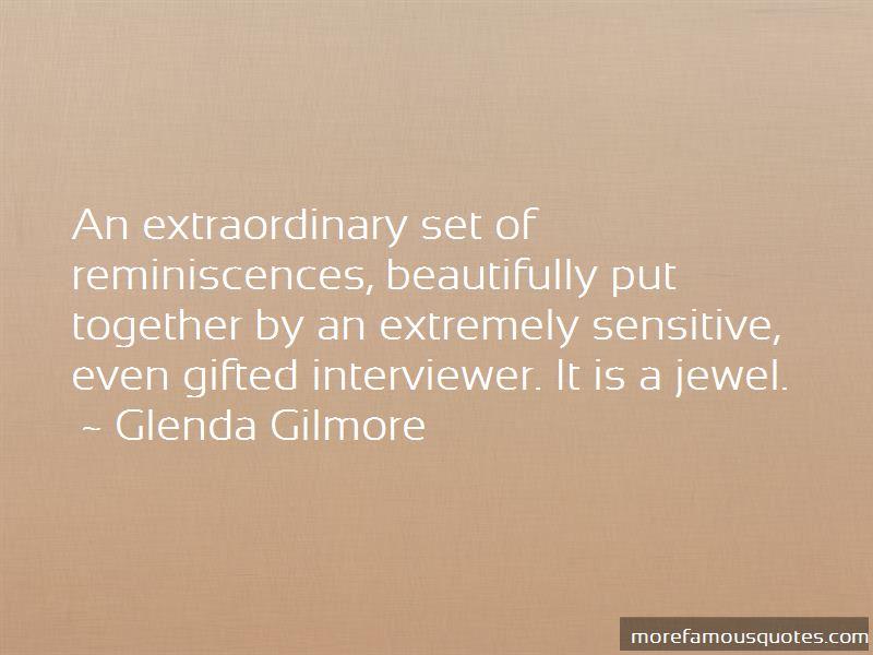 Glenda Gilmore Quotes Pictures 2