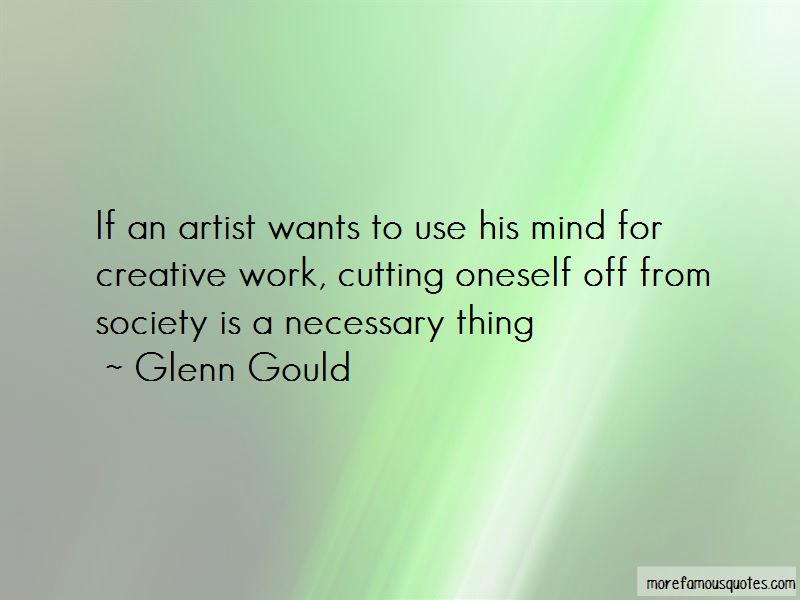 Glenn Gould Quotes Pictures 4