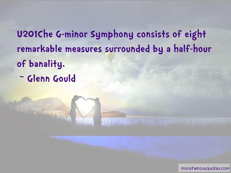 Glenn Gould Quotes