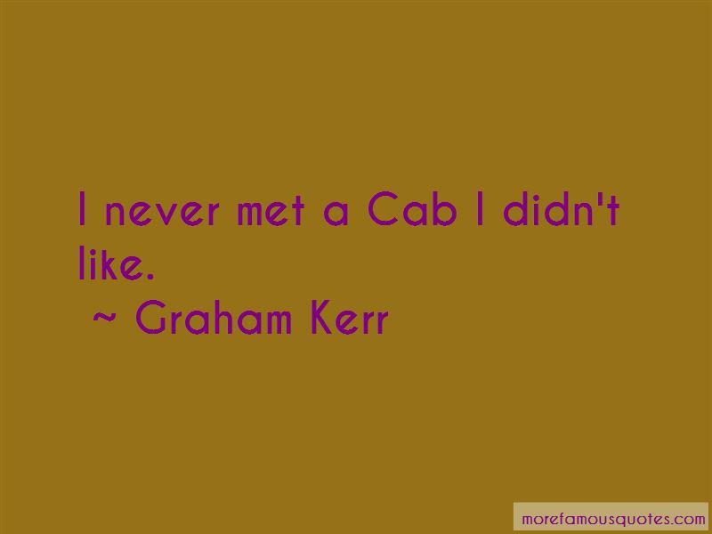 Graham Kerr Quotes Pictures 3