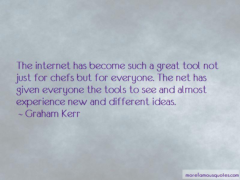 Graham Kerr Quotes Pictures 4