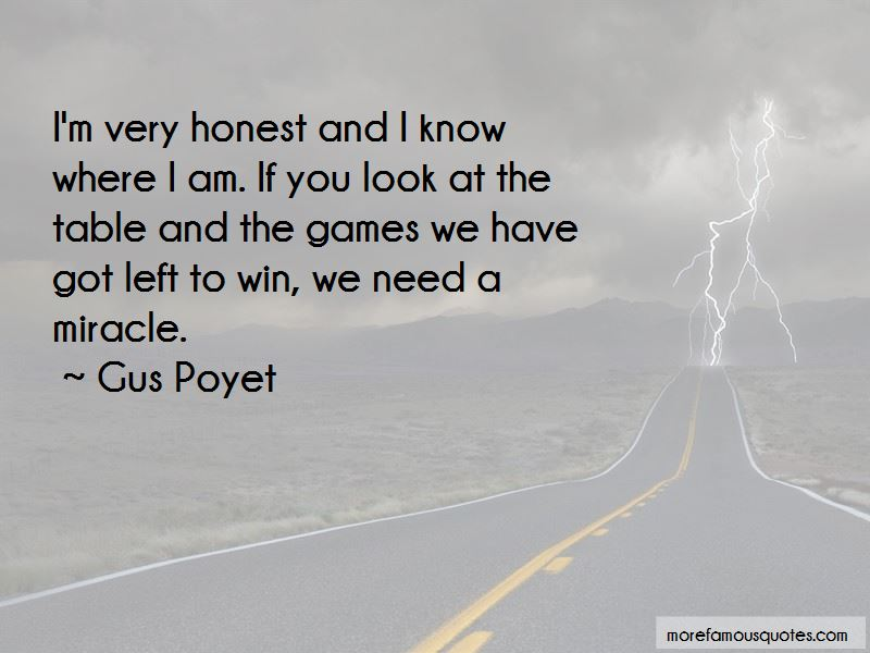 Gus Poyet Quotes Pictures 2