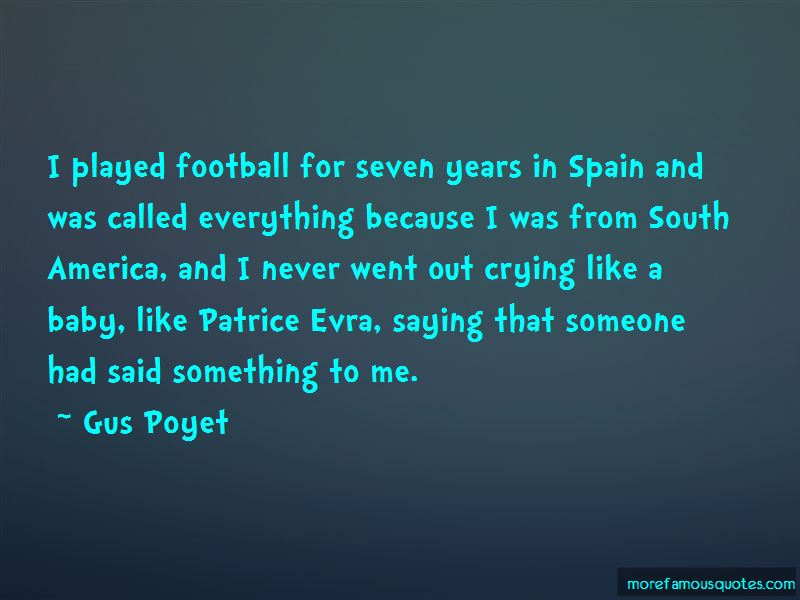 Gus Poyet Quotes Pictures 3