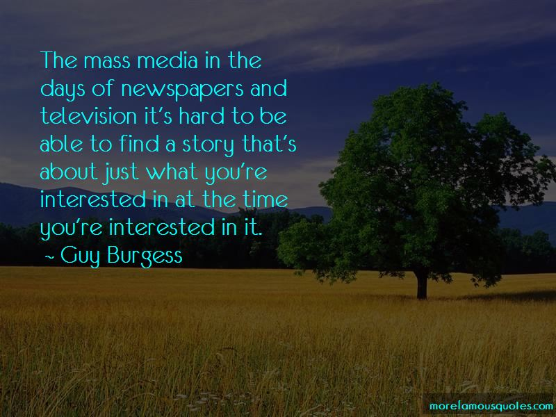 Guy Burgess Quotes Pictures 3