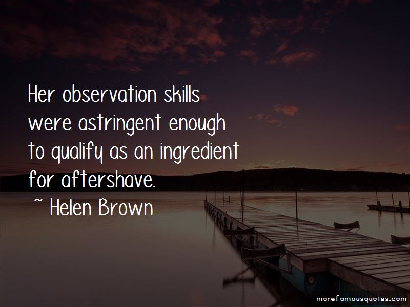Helen Brown Quotes Pictures 3