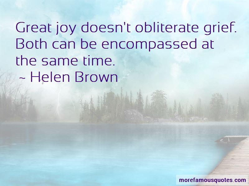 Helen Brown Quotes Pictures 4