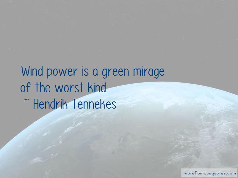 Hendrik Tennekes Quotes Pictures 2