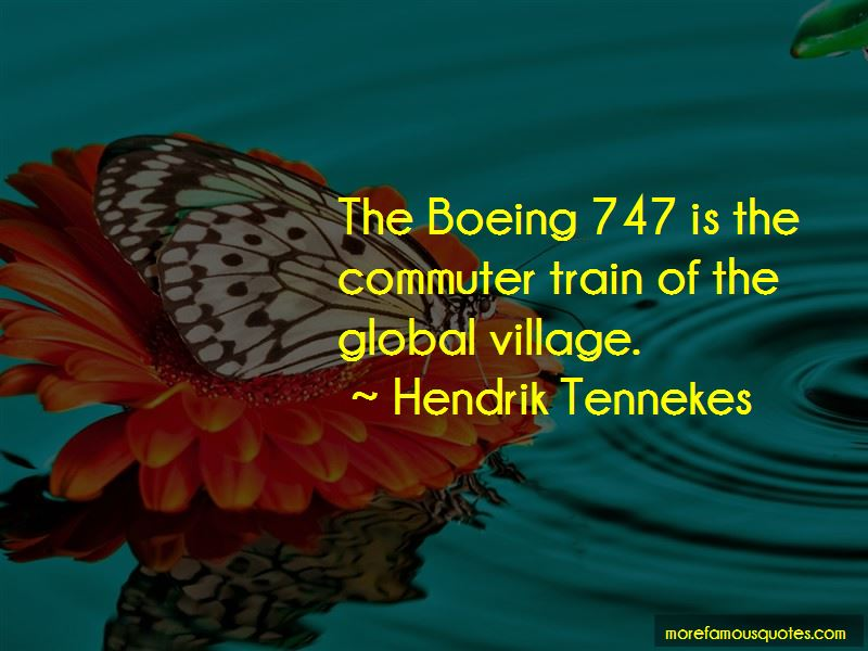Hendrik Tennekes Quotes Pictures 4