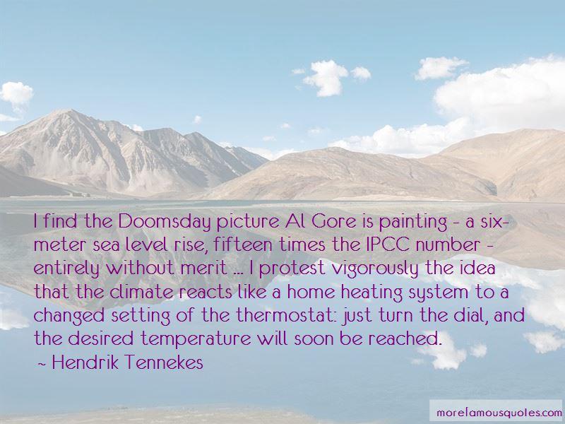 Hendrik Tennekes Quotes