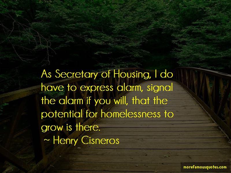 Henry Cisneros Quotes Pictures 3