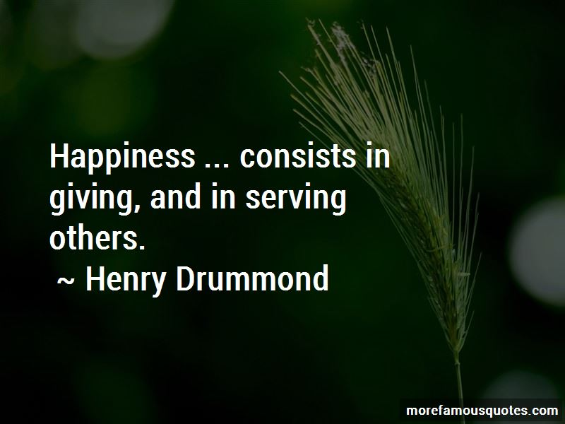 Henry Drummond Quotes Pictures 3